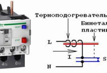 Interrupteur de température: le système, le principe de fonctionnement, rendez-vous
