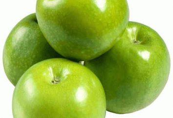 Granny Smith (manzanas): descripción y características