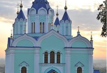 Root Hermitage, Region Kursk: Wie aus Kursk, Woronesch und Belgorod bekommen