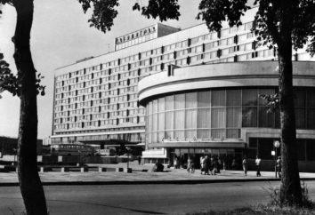 """Hotel """"San Petersburgo"""", Pirogovskaya terraplén, 5/2: descripción, revisión y retroalimentación"""