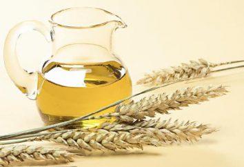 Olej z kiełków pszenicy twarzy: zastosowanie, przepisy kulinarne, recenzje
