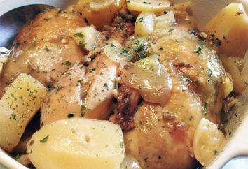 Come friggere le finferli con patate? Come friggere le patate e finferli