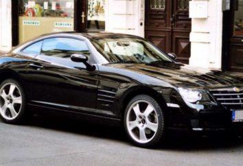 Przegląd samochodu Chrysler Crossfire