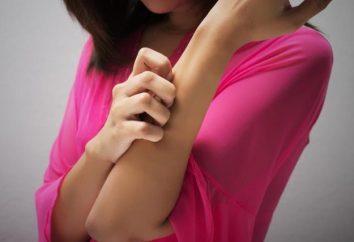 Dlaczego po prysznicem ciała swędzenie: przyczyny i rozwiązania