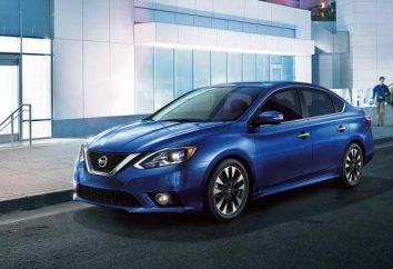 """""""Nissan Sentra"""": revisión de los propietarios"""