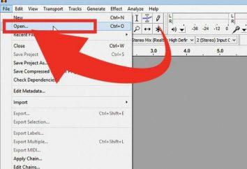Couper et mixer de la musique dans populaires éditeurs audio numériques