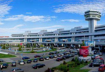 La strada per l'aeroporto di Minsk-2. Tre modi per ottenere