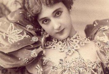 cantante y bailarín francés Carolina Otero: biografía, la familia y datos interesantes