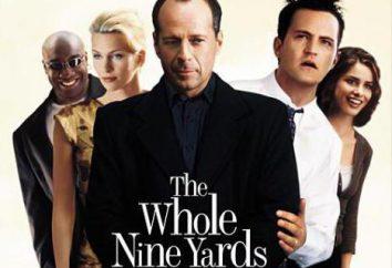 """La película """"9 yardas"""": actores y roles"""