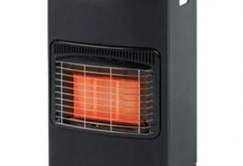 calentadores de gas catalíticos como una opción para dispositivos de calefacción