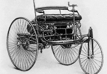 La prima macchina nella storia