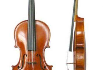 Como é que a afinação de violino