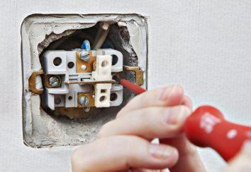 Jak zdemontować włącznik światła, z zachowaniem ostrożności