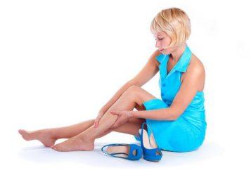 Comment améliorer la circulation dans les jambes: les remèdes populaires efficaces, les médicaments et les recommandations