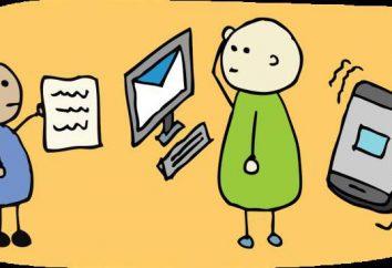 Komunikaty informacyjne w dziennikarstwie i informatyce. Wiadomości informacyjne w telefonie komórkowym: jak wyłączyć