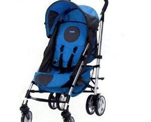Baby Care (carro-de-açúcar) é ideal para passeios de verão!