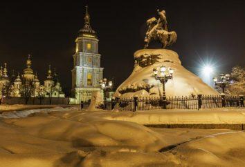La stemma di Kiev: descrizione ed uso