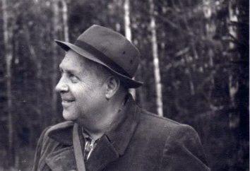 George Skrebitsky – Sänger Mutter Natur