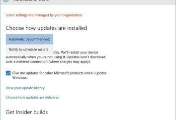 Como desativar a atualização automática do Windows 10 Casa, Pro, Empresa para sempre? Como desativar os drivers de atualização automática no Windows 10?