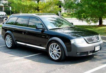 """Audi Olroud"": cechy SUV"