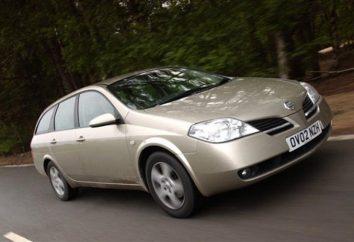 """""""Nissan Primera"""" – przeglądy właścicieli i opis japońskiego samochodu"""