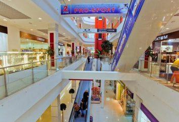 Centri commerciali a Krasnoyarsk: descrizione, foto e recensioni