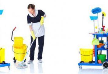 Las empresas más grandes de Moscú – Limpieza garantiza la limpieza del hogar y la oficina