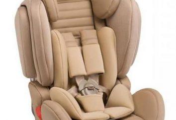 assento de carro Criança Bebê feliz Mustang Isofix: comentários de clientes, descrições