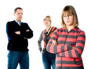 O conflito entre pais e filhos. Pais e Filhos: psicologia da família