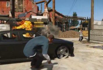 GTA 5: armas onde encontrar e como mudar? GTA 5: Fraudes para armas