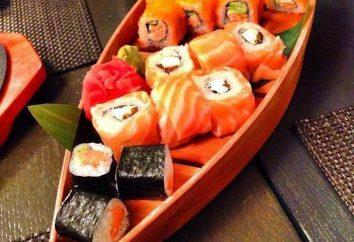 Best sushi a Mosca, giudizi, recensioni di ristoranti e recensioni