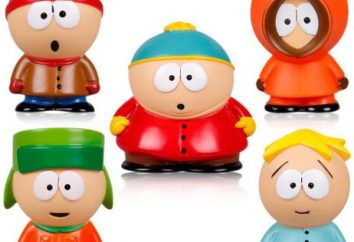 "Jaka jest nazwa bohatera ""South Park""?"