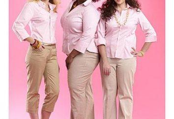 Pantalones para obesos – ¿qué son? recomendaciones para las mujeres