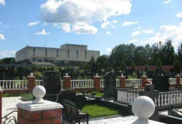 cimitero Mitino Mitino sul crematorio