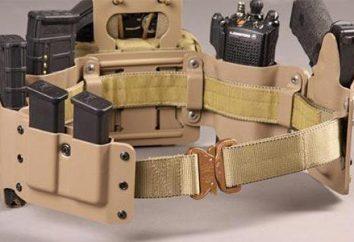 Tactical Belt – tipi di base