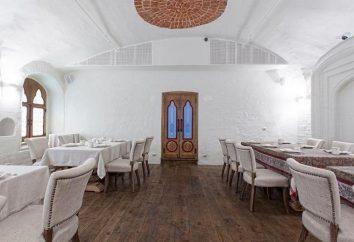 """""""Aragvi"""" (restauracja): podstawowe informacje, historia i menu"""