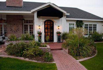 Como planejar o site? layout do site – foto. Como planejar sua casa de verão?