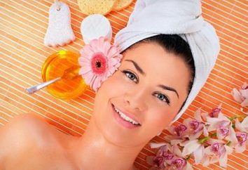 Jak korzystać z miodu na twarzy?