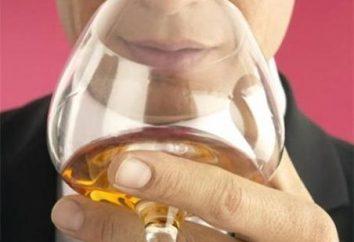 Comment boire droit cognac? Nous apprenons les secrets de gourmet