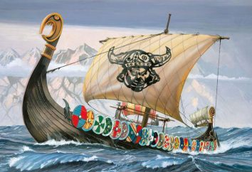 Drewniane rzemiosła, Viking Drakkar: opis, historia i ciekawostki