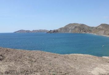 Ruhige Bucht, Krim: Beschreibung, Ruhe, wie man