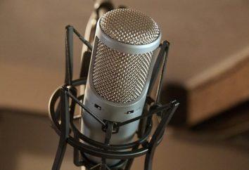 Como escolher um bom microfone para vocais? sensibilidade do microfone
