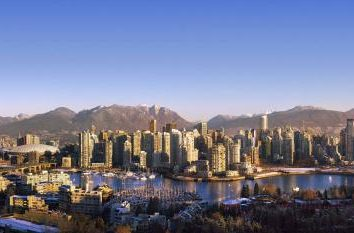 Wo liegt Vancouver? Die Stadt Vancouver ist in welchem Land liegt