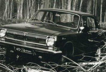 GAZ-24-95: parametry techniczne, zdjęcia. Avtolegendy ZSRR