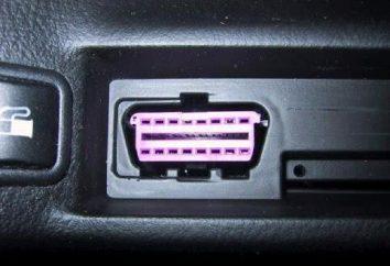 connecteur de diagnostic: le dispositif et la nomination de