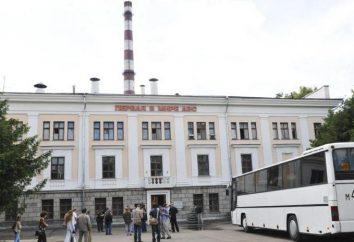 Kernkraftwerk Obninsk – die Legende der Kernenergie