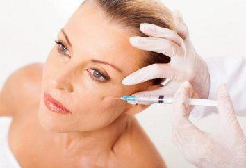 """face """"Botox"""": commentaires des médecins. Ce qui peut remplacer le visage « Botox » à la maison?"""