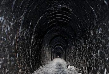 Atrakcje w regionie Swierdłowsku. Didinskaya tunel