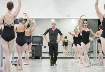 choreografia klasyczna dla dzieci i dorosłych