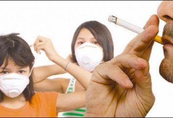Dla palących lub niepalących? Wpływ palenia tytoniu na organizm człowieka